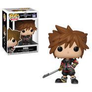 Figura FUNKO Pop! Vinyl: Kingdom Hearts 3: Sora