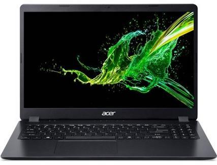 "Portátil ACER Aspire 3 A315-54K-3333 NX.HH7EB.002 (15.6"" – Intel Core i3-7020U – RAM: 4 GB – 128 GB SSD – Intel HD Graphics 620)"