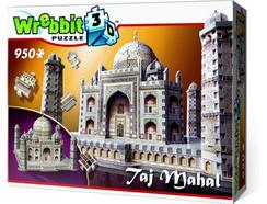 Puzzle 3D WREBBIT Taj Mahal