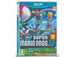 Jogo Nintendo WII U New Super Mario Bros. U