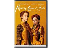 DVD Maria Rainha dos Escoceses (De: Josie Rourke – 2019)