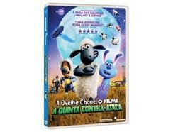 Dvd Shaun The Sheep Farmagedon (Dobrado: Sim)