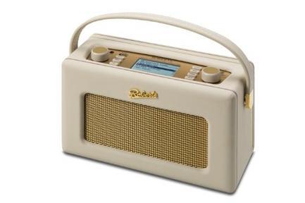 Rádio ROBERTS iStream 2 (Creme – Digital – FM / DAB / DAB+)