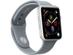 Bracelete SBS Apple Watch 44mm (S – Cinza)