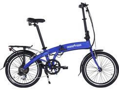 Bicicleta Elétrica STAKEFLASH E-Bike Pro Azul