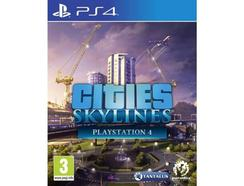 Jogo PS4 Cities Skylines