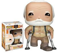 Figura FUNKO Pop! Vinyl The Walking Dead: Hershel Green