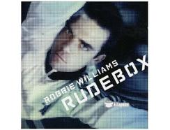 CD/DVD Robbie Williams – Rudebox (Edição Limitada)