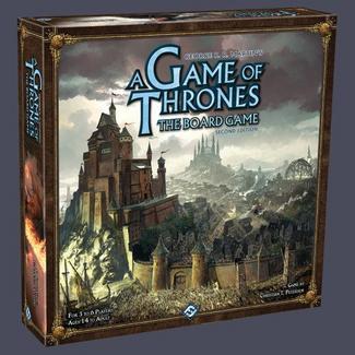 Jogo de Tabuleiro A Game Of Thrones 2ND ED