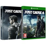 Just Cause 4: Steelbook Edition – Xbox-One