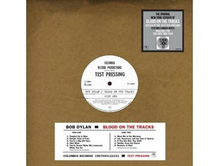 Vinil Bob Dylan – Blood On The Tracks Original New York Version (LP)