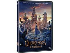 DVD O Quebra-Nozes E Os Quatro Reinos