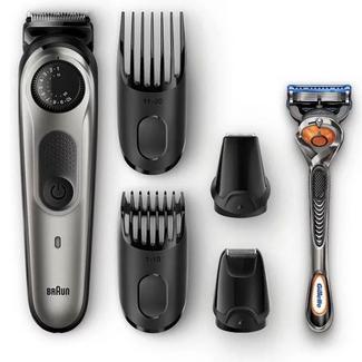 Aparador de Barba BRAUN S7 Bt7020 (Autonomia 100 min – Bateria)