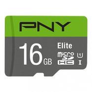 PNY Elite microSDHC 16GB UHS-I Classe 10