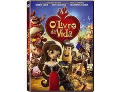DVD O Livro Da Vida (De: Jorge R. Gutiérrez)
