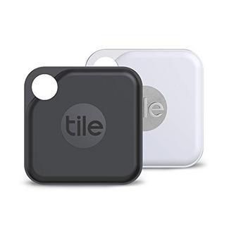 Tile Pro 2 unidades 1 Preto e 1 Branco (2020)