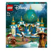 LEGO Disney: Raya e o Palácio Coração