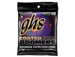 Jogo de Cordas Guitarra Elétrica GHS CB-GBL (Níquel – Calibre: .010 – .046)