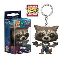 Porta-Chaves FUNKO Pocket Pop! Marvel: Guardians of The Galaxy – Rocket