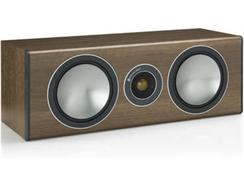 Coluna MONITOR AUDIO Bronze Central Nogueira