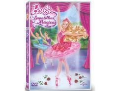 DVD Barbie e as Sapatilhas Mágicas