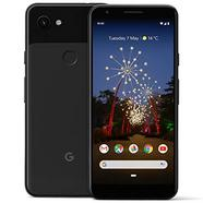 "Google Pixel 3a XL 6"" 4GB 64GB 4G Just Black"