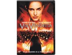 DVD V De Vendetta 1D (Edição em Espanhol)