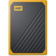 WD My Passport Go SSD Externo 2TB USB 3.1 Amarelo
