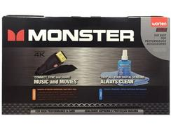 Pack TV MONSTER Cable & Clean