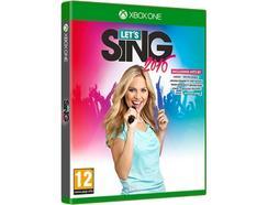 Jogo Xbox One Lets Sing 2016