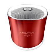 Coluna Bluetooth Creative Woof 3 Vermelha