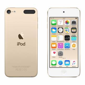Leitor MP5 APPLE iPod Touch 128GB Dourado