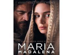 DVD Maria Madalena (capa provisória)