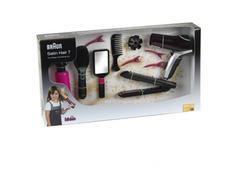 Secador de Cabelo KLEIN Braun Satin Hair 7