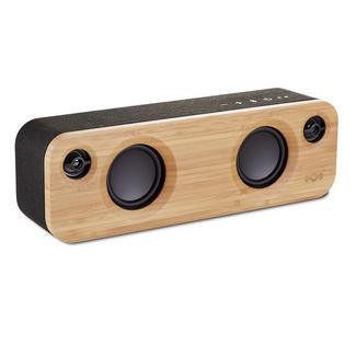 Mini Coluna Portátil House Of Marley Get Together Bluetooth EM-JA013-SB