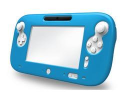 Capa Proteção Silicone Gamepad Wii U Bigben Azul