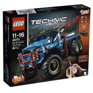 LEGO Technic: Camião Grua Todo-o-Terreno 6×6