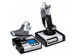 Joystick SAITEK X52 Flight Control System (USB – PC)