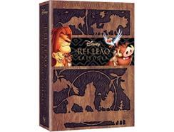 DVD Trilogia O Rei Leão