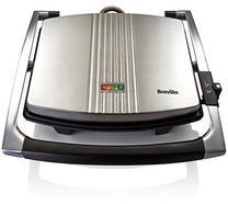 Sandwicheira BREVILLE VST026X Panini (2000 W)