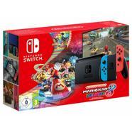 Consola Nintendo Switch V2 + Jogo Mario Kart 8 (Corridas – M3)