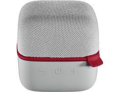 Mini Coluna Bluetooth HAMA 173157 (Cinza – 5 W – Autonomia: 6 horas – Alcance: 10 metros)