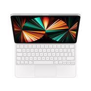 Teclado Apple Magic Keyboard para iPad Pro 12 9 (5.ª geração) – Branco – Português