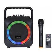 Coluna Portátil Karaoke Fonestar com Bluetooth, 35W