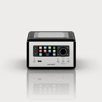 Rádio Sonoro RELAX Bluetooth – Preto