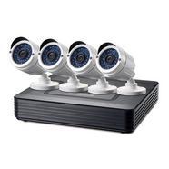 Kit de Vigilância LEVELONE DSK-4001 CCTV 4 canais
