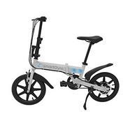 Bicicleta Elétrica SMARTGYRO E-Bike Cinzenta (Autonomia: 30 a 50 km / Velocidade Máx: 25 km/h)