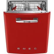 Máquina de Lavar Loiça Encastre SMEG Anni 50 STFABRD3 (13 Conjuntos – 59.8 cm – Painel Inox)