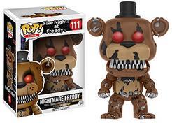 Figura FUNKO Pop! Vinyl Five Nights at Freddy's – Nightmare Freddy