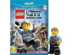 Jogo Wii-U Lego City Undercover + Figura